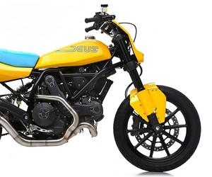 Ducati Scrambler Special by Deus Ex Machina