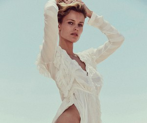 Edita Vilkeviciute by Chris Colls for Vogue Mexico