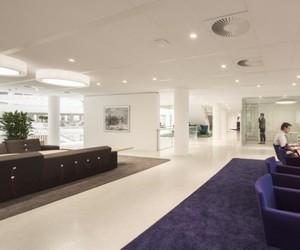 Eneco's Headquarters In Rotterdam, Netherlands