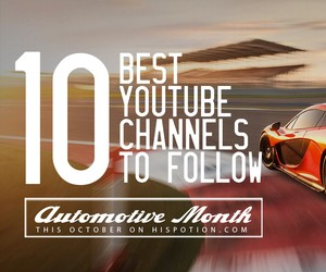 10 Best Youtube Channels to Follow for Car Enthusi