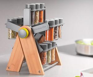 Ferris Deluxe Spice Rack