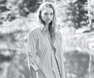 Gemma Ward by Lachlan Bailey for Vogue Australia