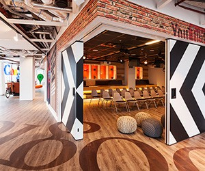 Google Offices - Amsterdam