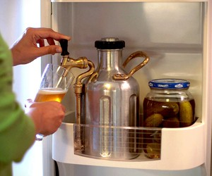 Pressurized Portable Growler