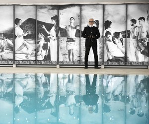 The Odyssey by Karl Lagerfeld for Hotel Metropole