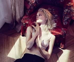 Hannah Holman by Darren McDonald for Vogue