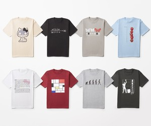 Hello Kitty T-shirts for Men by Nendo For Sanrio