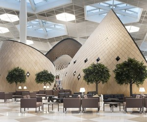HEYDAR ALIYEV INTERNATIONAL AIRPORT TERMINAL BY AU