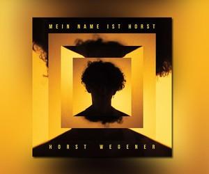 """Horst Wegener - """"Mein Name ist Horst"""" // EP"""