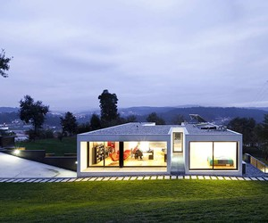 House In Barcelos by Rui Grazina