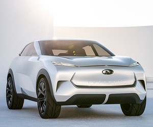 Infiniti QX Inspiration Unveiled At NAIAS 2019