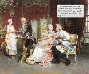 "Tumblr of the Day: ""If Paintings Could Text"""