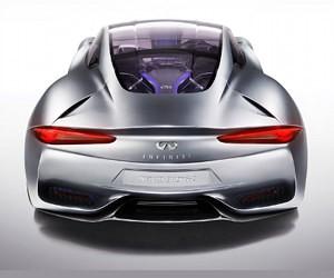 Infiniti Emerge-E Electric Concept Car