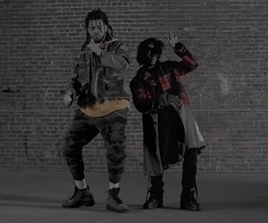"J.I.D. x J. Cole - ""Off Deez"" // Video"