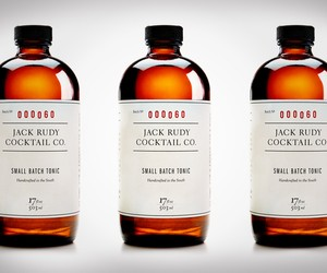 Jack Rudy Small Batch Tonic