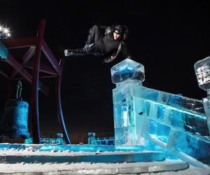 Freezerunning with Jason Paul