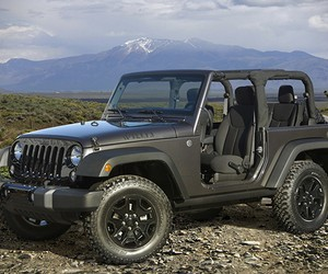 Willys Wheeler Jeep Wrangler