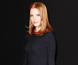 Jessica Chastain Interview