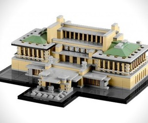Imperial Hotel by LEGO Architecture