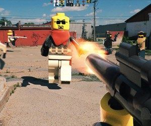 LEGO First Person Shooter