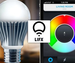 LIFX: Light bulb controlled by your iPhone