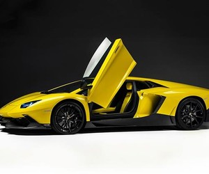 50th Anniversary Lamborghini Aventador