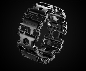 Leatherman Tread Multitool Watch Bracelet