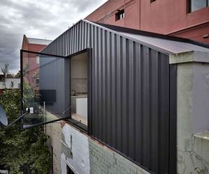 Edwards Moore's Lightbox House, Melbourne