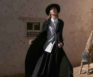 Linda Novotna by Andreas Ortner for Gala Magazine