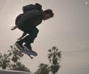 LOUIS VUITTON X V-LINE X SKATER ALEX OLSON [VIDEO]