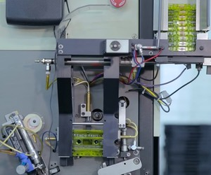 This is how music cassettes are made