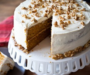 Mile End Carrot Cake with Cream Cheese Frosting