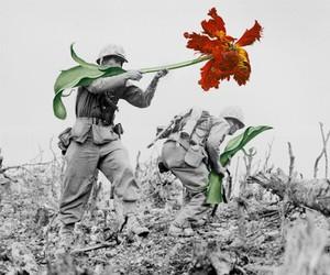 Make Art Not War by Mr. Blick