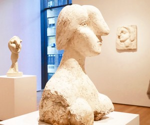 PICASSO SCULPTURES – MOMA NEW YORK