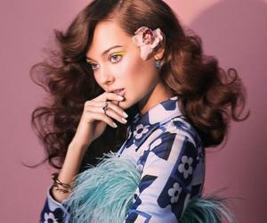 Monika Jagaciak by Zoey Grossman for Vogue Taiwan