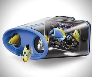 3D iPhone Movie Viewer