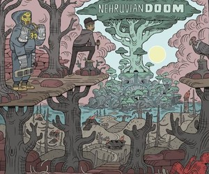 "Bishop Nehru & MF DOOM – ""NehruvianDOOM"""
