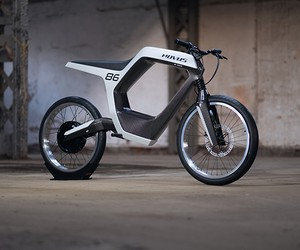 Novus Unveils A $35,000 e-Bike At CES 2019