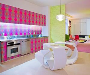 Karim Rashid Designed Chelsea, NY Apartment