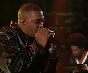 Nas Live @ Late Show w/ Stephen Colbert