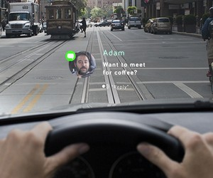 Navdy. The Smart Heads Up Display