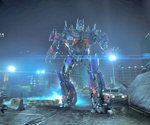Transformers Ride at Universal Studios