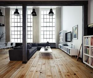 Oskar Firek Designed Loft For Men