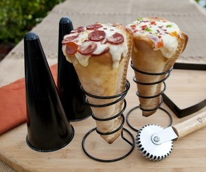 Pizzacraft Grilled Pizza Cones