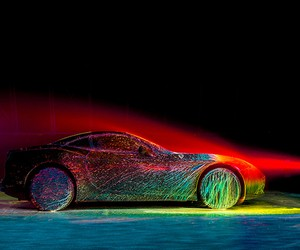 Ferrari California T UV Paint