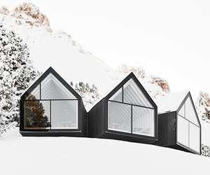 Oberholz Mountain Hut, South Tyrol/ Peter Pichler