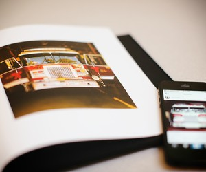Trun Instagram Photos Into A Book