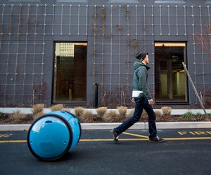 Piaggio New Cargo Robot Gita will Now Carry Your