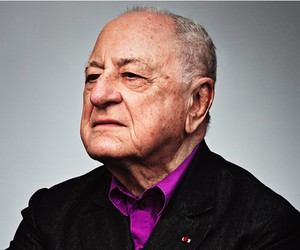 Interview with Pierre Bergé, co-founder of YSL