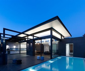 Power Street Residence in Australia